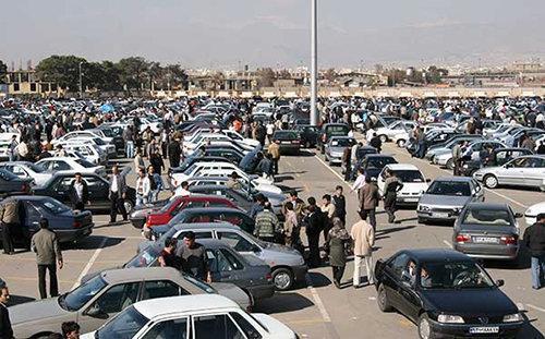 افزایش 1 تا 2 میلیون تومانی قیمت خودرو
