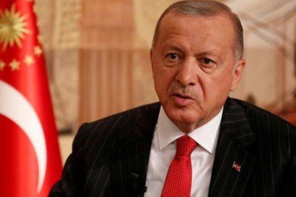اردوغان: هرگز از عملیات نظامی در شمال سوریه عقب نشینی نمی کنیم