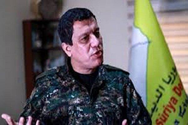 عبدی کوبانی: ترامپ با توافق قسد و دمشق موافق است