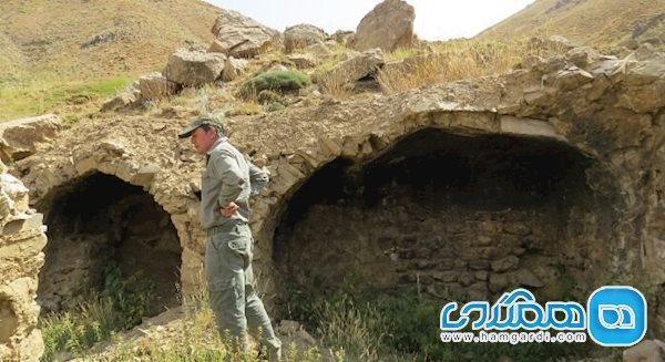 اسکلت های انسانی در غاری نزدیک تهران کشف شدند
