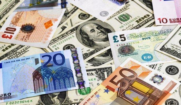 ریزش نرخ 29 ارز، دلار ثابت ماند؛ یورو کاهش یافت