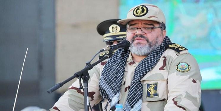 رئیس سازمان پدافند غیرعامل به العهد: ایران توطئه های دشمنان را خنثی کرد