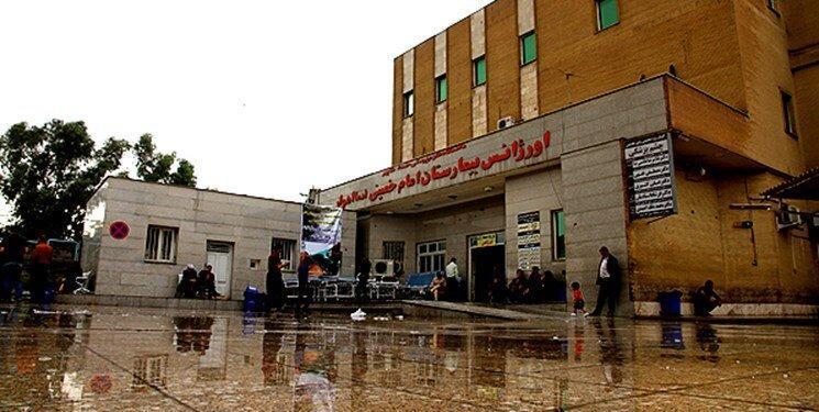 شمار زیادی از خوزستانی ها با عارضه تنفسی راهی بیمارستان شدند