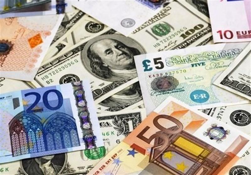 قیمت روز ارز های دولتی 98، 04، 18