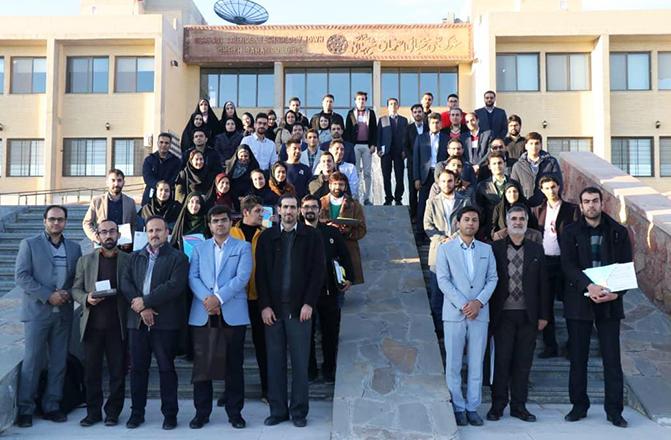 دانشجویان دانشگاه تبریز عنوان طرح برتر دانشجویی را کسب کردند