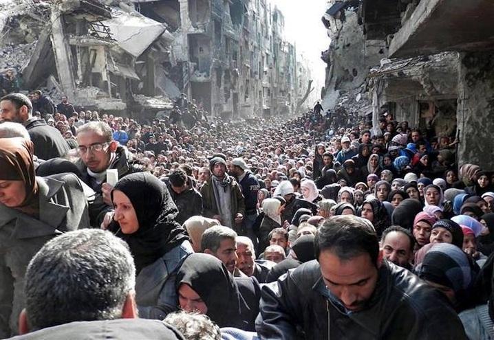 سوری ها؛ بزرگترین جمعیت آوارگان پس از جنگ جهانی دوم!