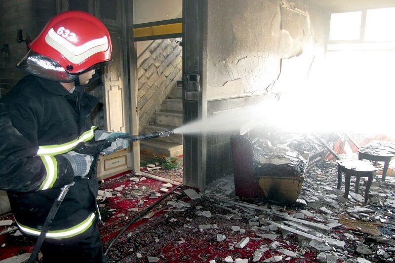 خبرنگاران انفجار مواد محترقه در کرج سبب مصدومیت 2 نفر شد