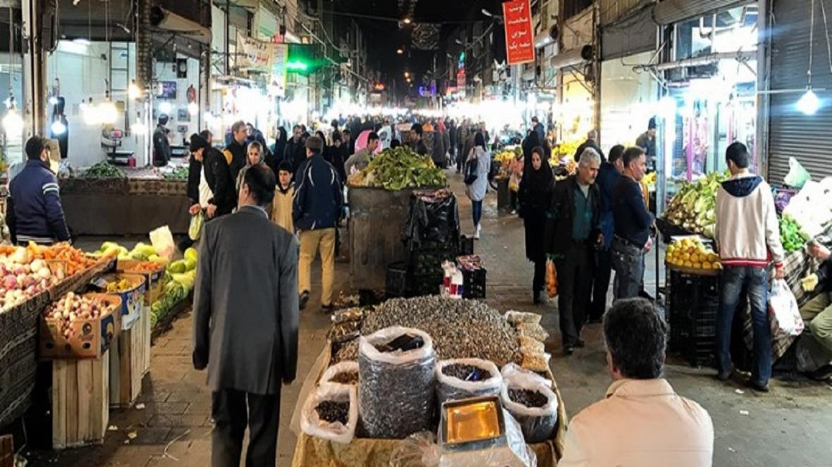 معتمدین و ریش سفیدان بازار پای کار کسبه در شب عید بیایند