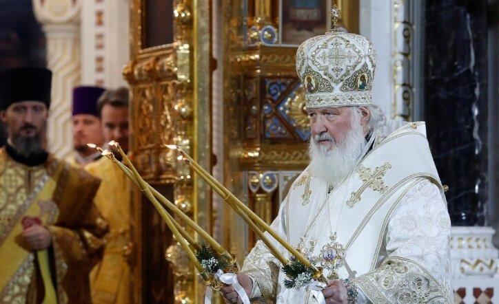 تصاویر ، اقدام متفاوت کلیسای ارتدکس برای مقابله با کرونا