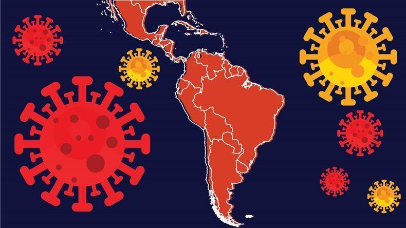 خبرنگاران اوج شیوع کرونا در آمریکای لاتین؛ بیش از 10 میلیون مبتلا