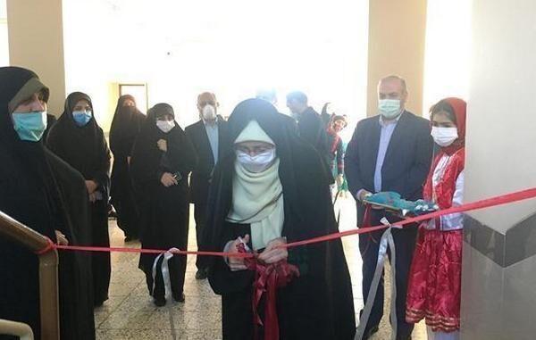 خبرنگاران مرکز علمی دانش آموزی شهید مردانشاهی ساری افتتاح شد