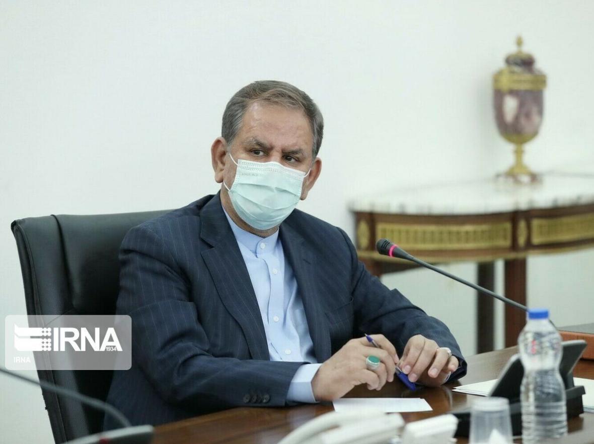 خبرنگاران واکنش دفتر معاون اول رییس جمهوری به حاشیه های یک بازنشر