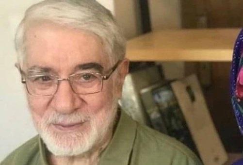 میرحسین موسوی و زهرا رهنورد در اثر رفت و آمد های بدون رعایت پروتکل ها به کرونا مبتلا شدند