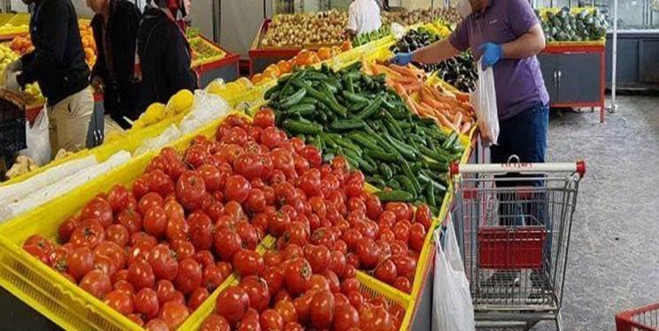 کاهش قیمت گوجه فرنگی در میادین میوه و تره بار