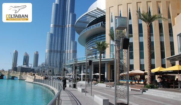 دبی مال بزرگترین مرکز خرید دنیا در دبی