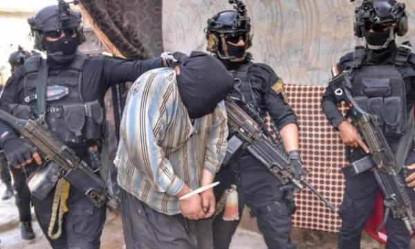 یک داعشی در کرکوک دستگیر شد