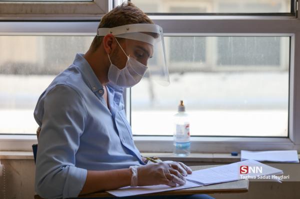 مهلت تکمیل فرم خوداظهاری کرونا داوطلبان کنکور دکتری امروز به سرانجام می رسد خبرنگاران