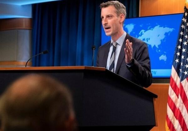 وزارت خارجه آمریکا: در خصوص تمدید و تقویت برجام با نمایندگان کنگره هم نظر هستیم