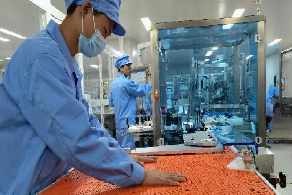 ظرفیت تولید واکسن سینوواک به 2 میلیارد دوز در سال افزایش می یابد