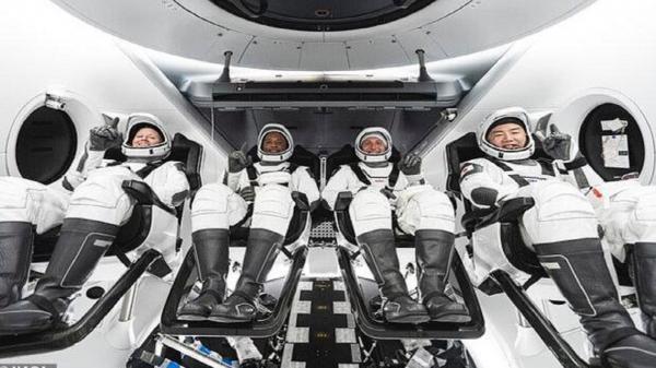 اعزام 4 فضانورد دیگر به ایستگاه فضایی بین المللی