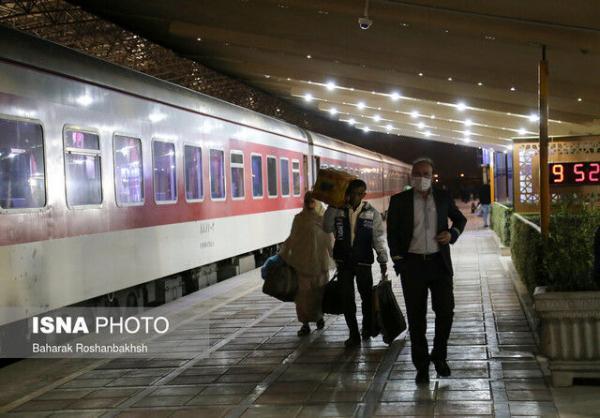 راه آهن به کرونایی ها بلیت نمی فروشد