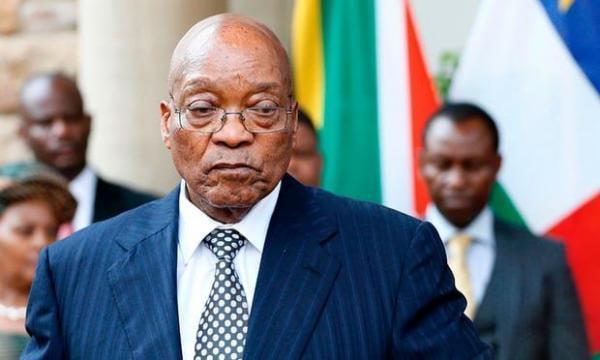 رئیس جمهوری، خود را به پلیس معرفی کرد