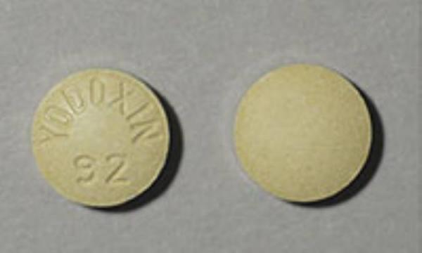 یدوکینول (IODOQUINOL)